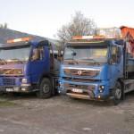 Volvo FM7 och Volvo FMX